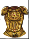 Armor of Golden Warrior