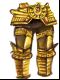 Leggings of Golden Warrior